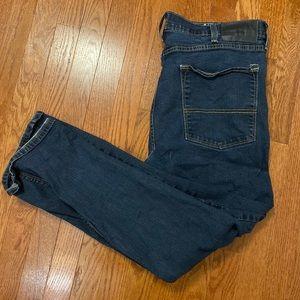 Denizen Levi's 232 Slim Straight Fit Jeans - 38x30